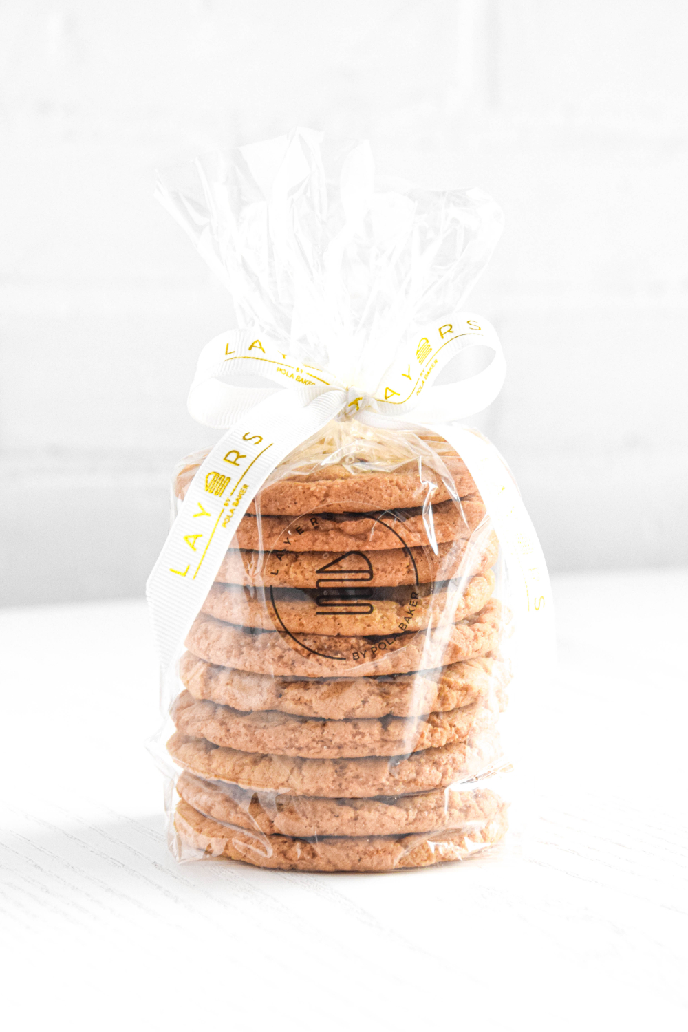 bag of cookies
